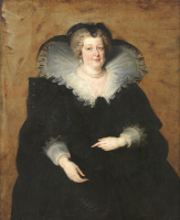 Питер Пауль Рубенс. Портрет Марии Медичи, королевы Франции