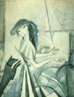 Мари Лорансен. Пианистка