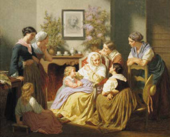 Хьюз Мерль. Истории бабушки