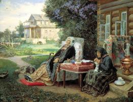Василий Максимович Максимов. Все в прошлом
