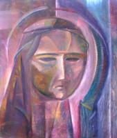Дужан Нуроллович Магзумов. Женский портрет