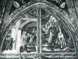 Андреа Мантенья. Сцены из жизни Св. Кристофера