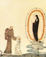 Кей Нильсен. Иллюстрация к  сказке  На восток от солнца, на запад от луны 11