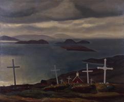 Рокуэлл Кент. Христианские могилы
