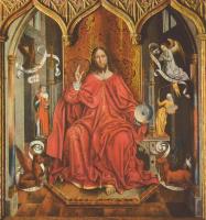 Фернандо Гальего. Благословляющий Христос
