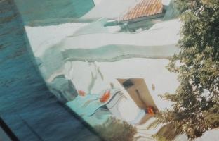 Семен Файбисович. Виды из окна мастерской (левая часть)