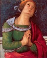 Пьетро Ваннуччи. Молитва