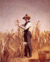 Уильям Сидни Маунт. Кукуруза