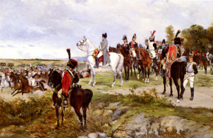 Джеймс Александр Уокер. Наполеон