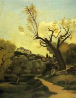 Андре Дерен. Дорога и дерево