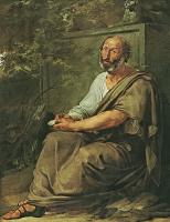 Франческо Айец. Аристотель
