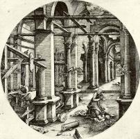 Жан де Гурмон. Поклонение Младенцу