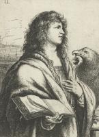 Ян Ливенс. Иоанн Богослов