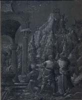Альбрехт Альтдорфер. Жертвоприношение Авраама