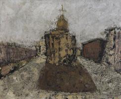 Уильям Конгдон. Naples, Church