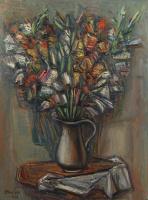 Alexander Grigoryevich Tyshler. Bouquet