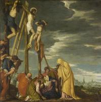 Паоло Веронезе. Голгофа. Распятие Христа