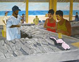 Эдуард Поникаров. Рынок Сейшелы