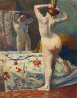 Henri Manguin. Отражение. 1904