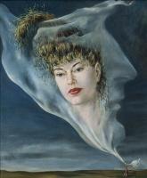 Доротея Таннинг. Портрет Мюриэл Леви