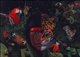 Джон Данн. Тропическая кошка