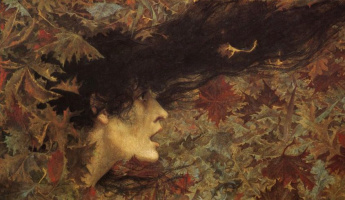 Lucien Levi-Durme. A gust of wind