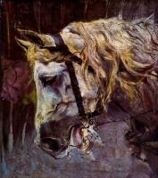 Джованни Больдини. Лошадь