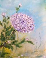 Рита Аркадьевна Бекман. После тебя Других цветов уже не будет больше, Хризантема, ... (Садоёри)