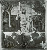 Пьеро делла Франческа. Спаситель