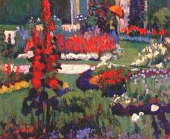 Анна Бремер. Старомодный сад