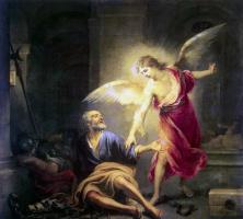 Бартоломе Эстебан Мурильо. Освобождение апостола Петра из темницы