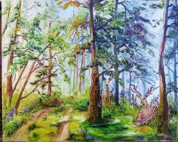 Надежда Анатольевна Полеха. Лес