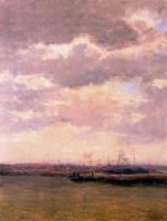 Аурелиано Де Берует. Облака