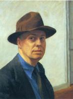 Эдвард Хоппер. Автопортрет