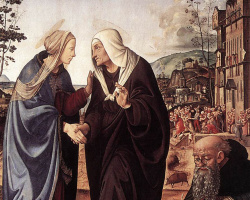 Пьеро ди Козимо. Святой Николай и Антоний