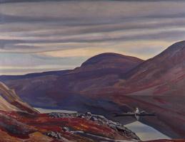 Рокуэлл Кент. Вечный покой. Северная Гренландия