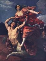 Гвидо Рени. Похищение Деяниры