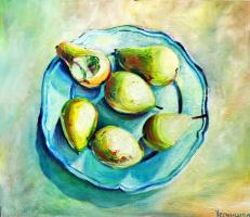 Elizabeth Evgenievna Chernysheva. Pear
