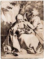 Людвиг Бюзинк. Святое семейство