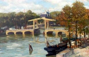 Дж Илона. Мост