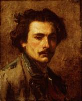 Тома Кутюр. Портрет художника