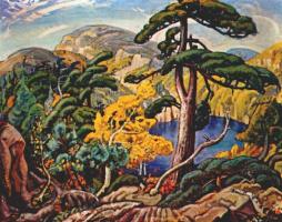 Артур Лизмер. Яркие земли
