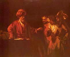 Рембрандт Харменс ван Рейн. Центурион Корнелий