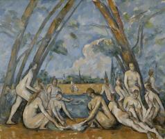Large bathers