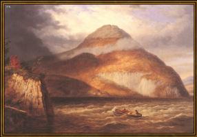 Корнелиус Криегхофф. Гора у моря