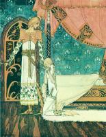 Кей Нильсен. Иллюстрация к  сказке  На восток от солнца, на запад от луны 23