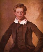 Луи Фердинанд фон Райски. Портрет Ганса Хаубольда графа фон Айнзидельн