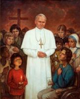Игорь Валерьевич Бабайлов. Портрет Иоанна Павла II