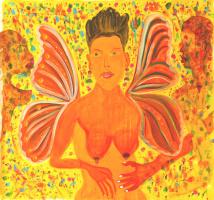 Serge Lis Eliseev. Butterfly princess