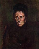Georges Braque. Grandma's friend
